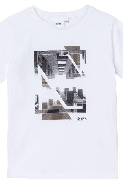 BOSS  t-shirt avec dessin