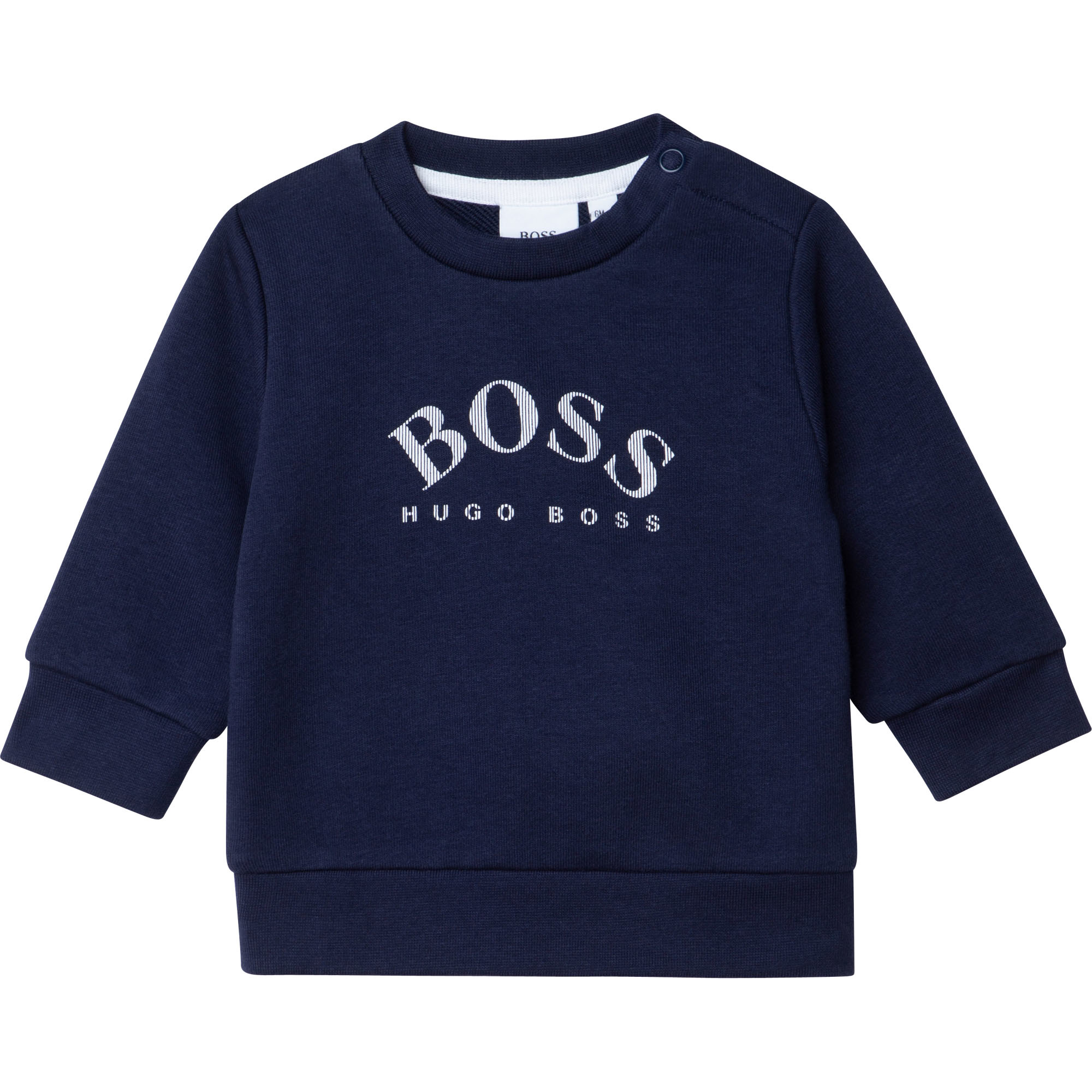 BOSS sweatshirt en molleton-1