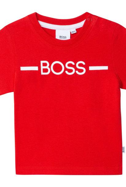 BOSS t-shirt avec logo