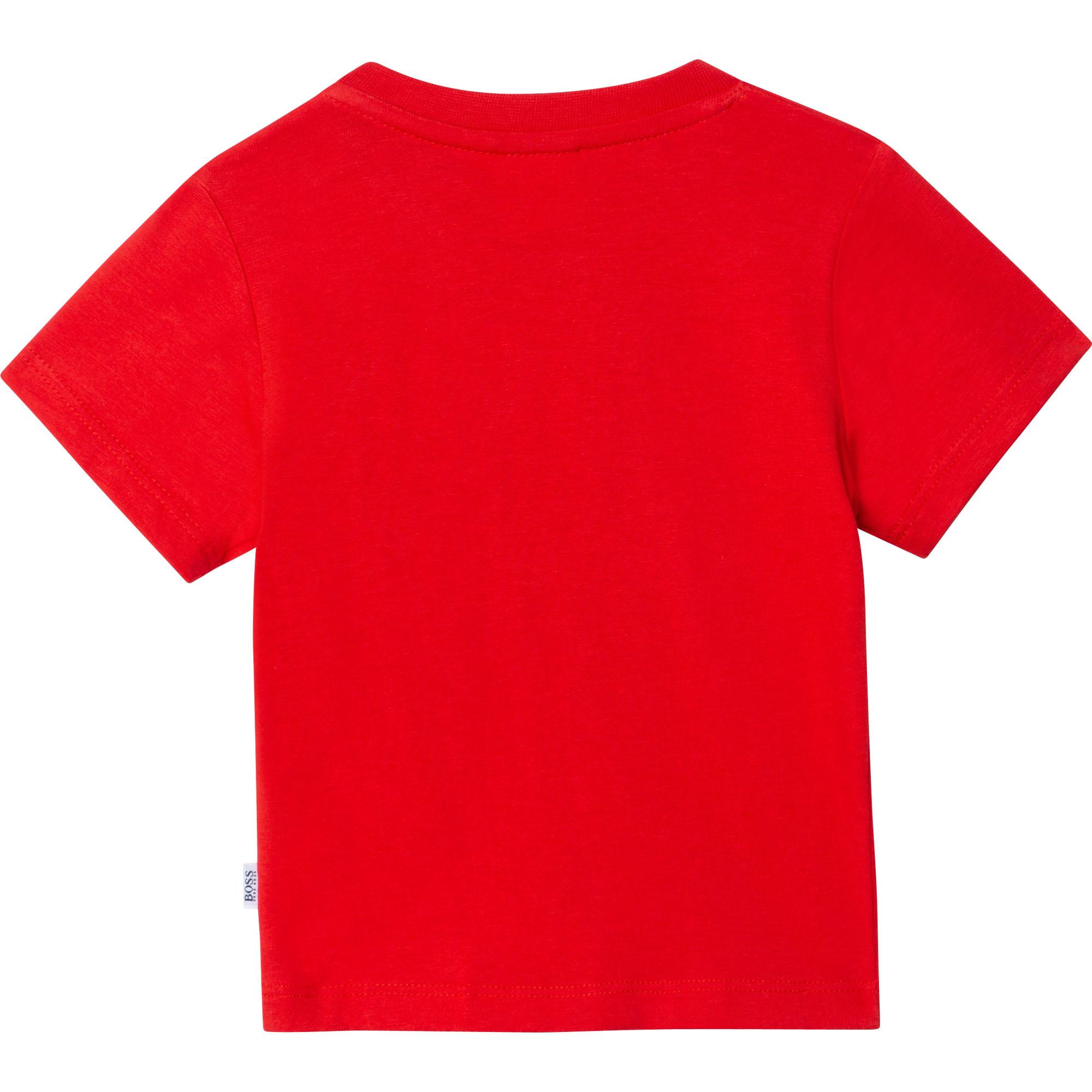BOSS t-shirt avec logo-2