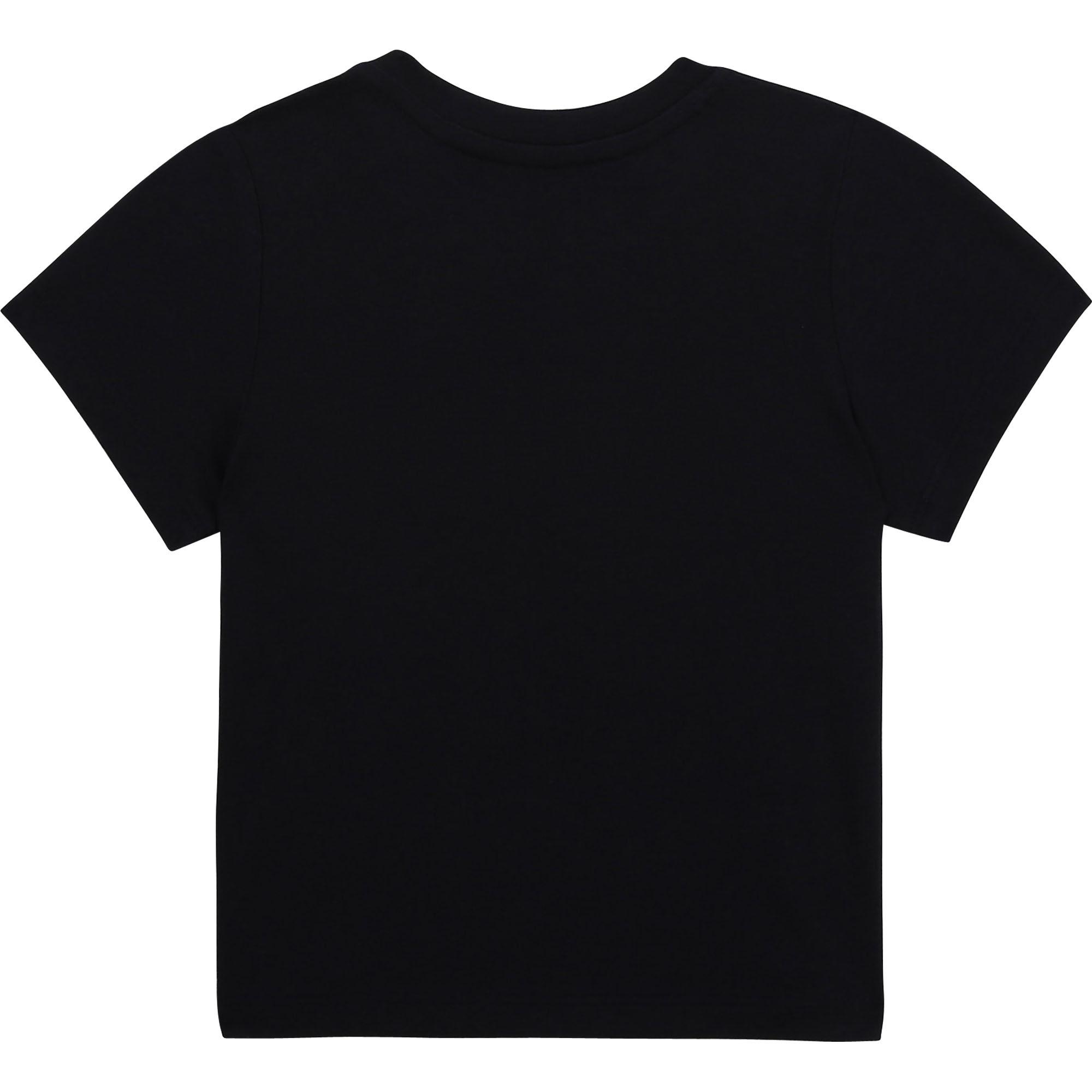 BOSS  t-shirt avec grosses lignes-2