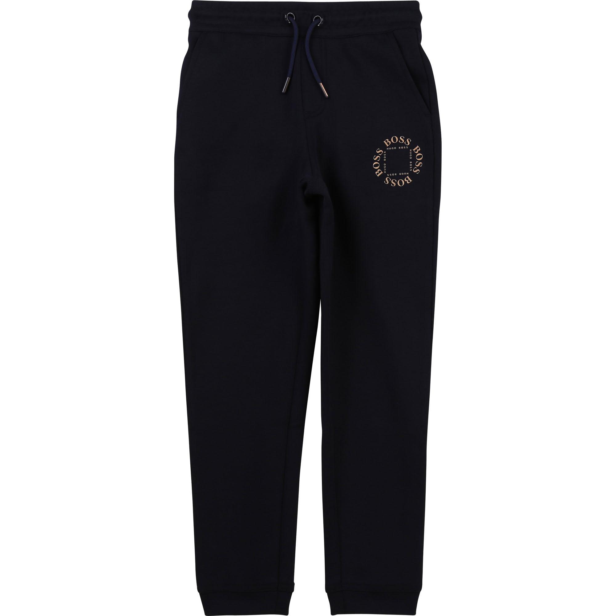 BOSS pantalon de jogging-1