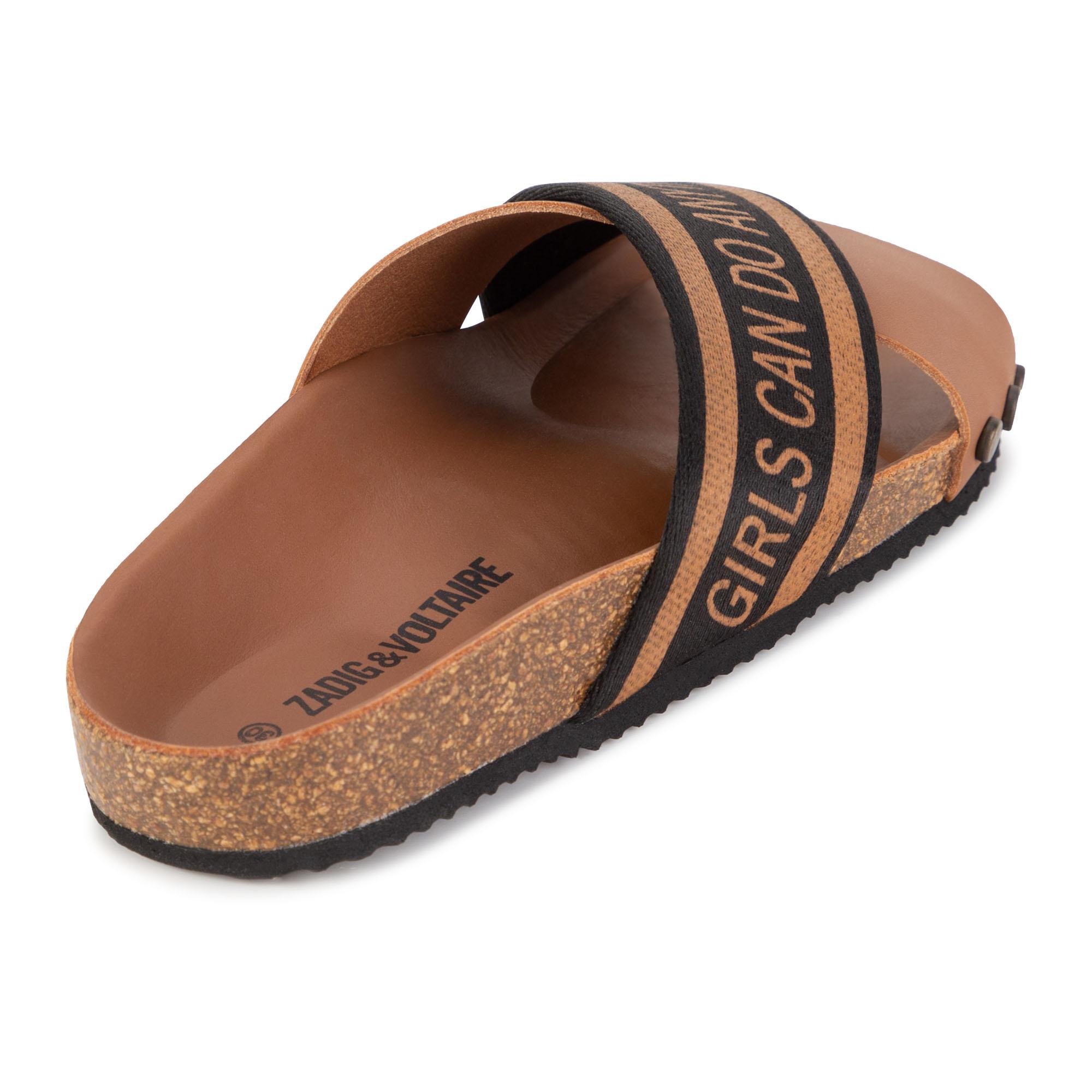 ZADIG & VOLTAIRE sandales brides croisées-2