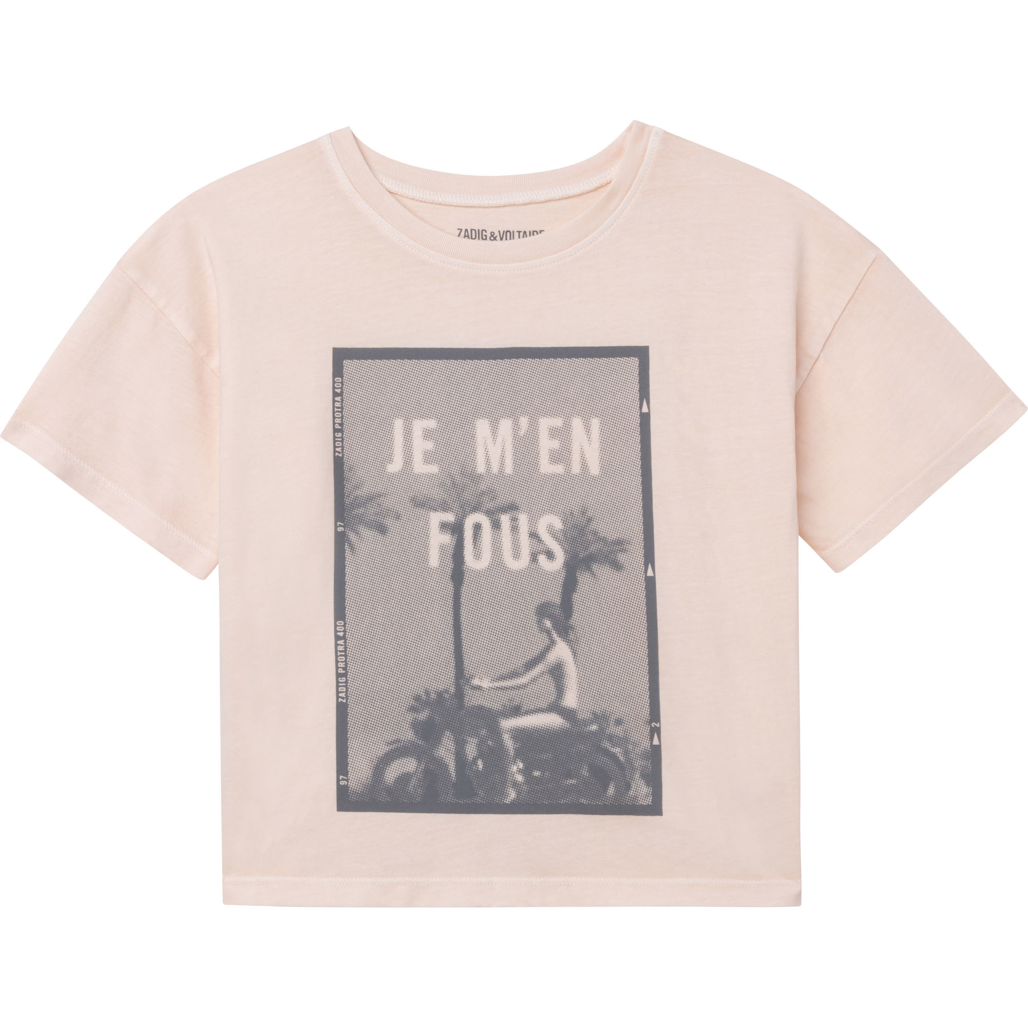 ZADIG&VOLTAIRE t-shirt manches courtes-1