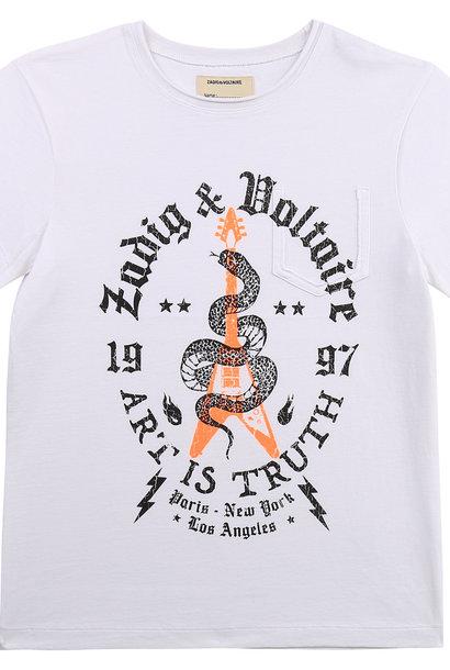 ZADIG&VOLTAIRE t-shirt en jersey de coton