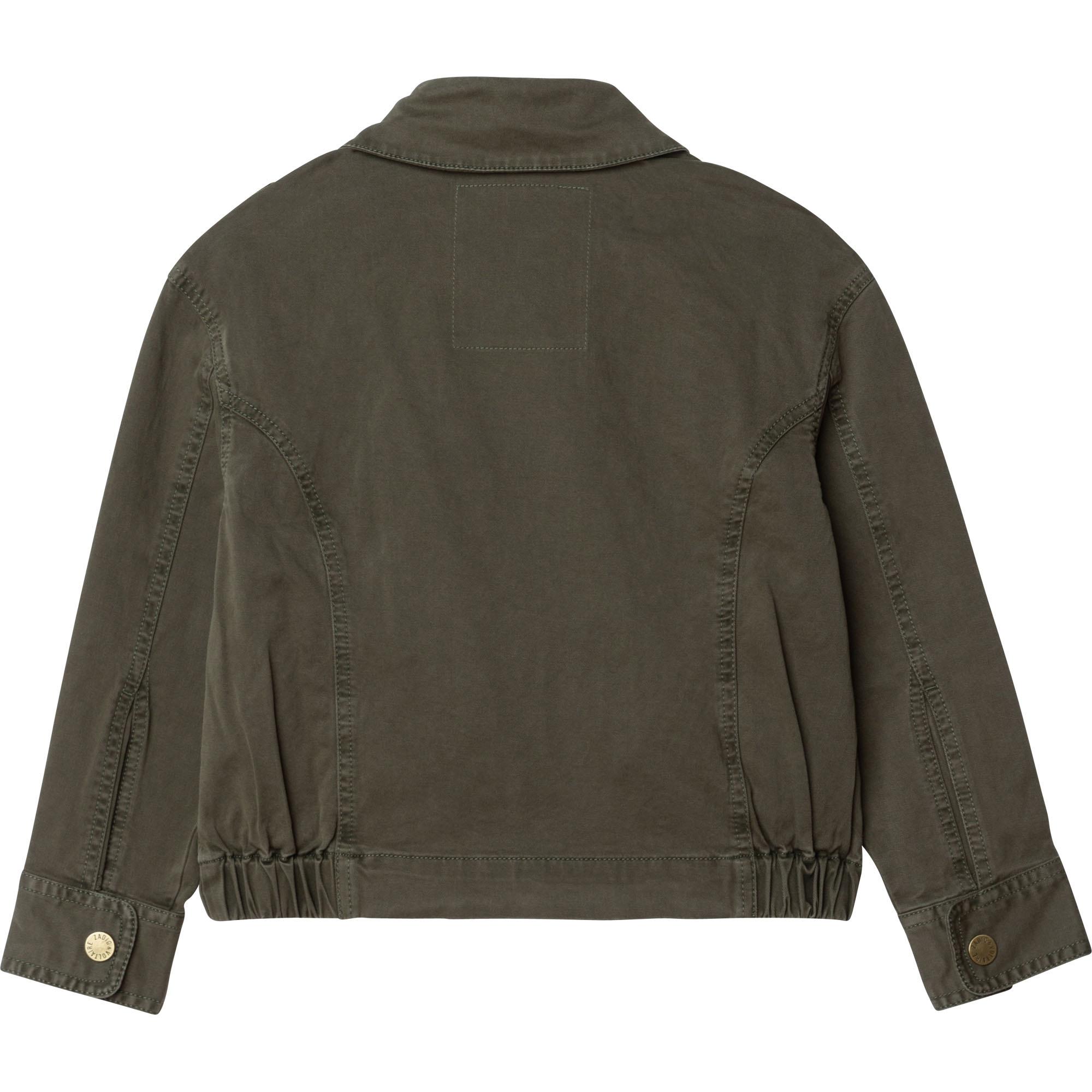 ZADIG&VOLTAIRE  veste extensible en coton-2