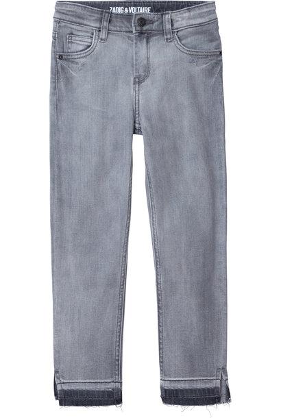 ZADIG&VOLTAIRE jean slim avec strass