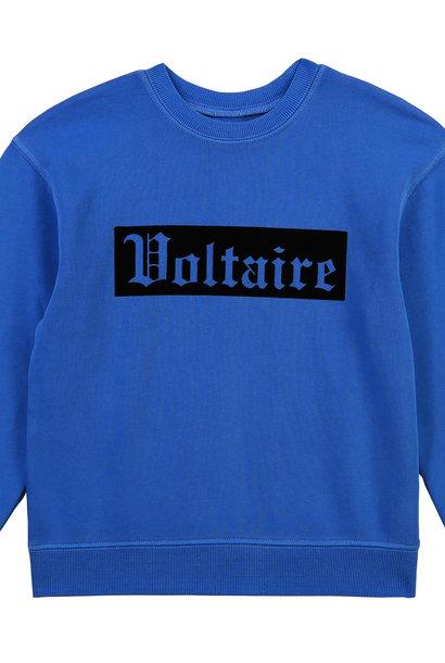 ZADIG&VOLTAIRE sweat-shirt en molleton coton