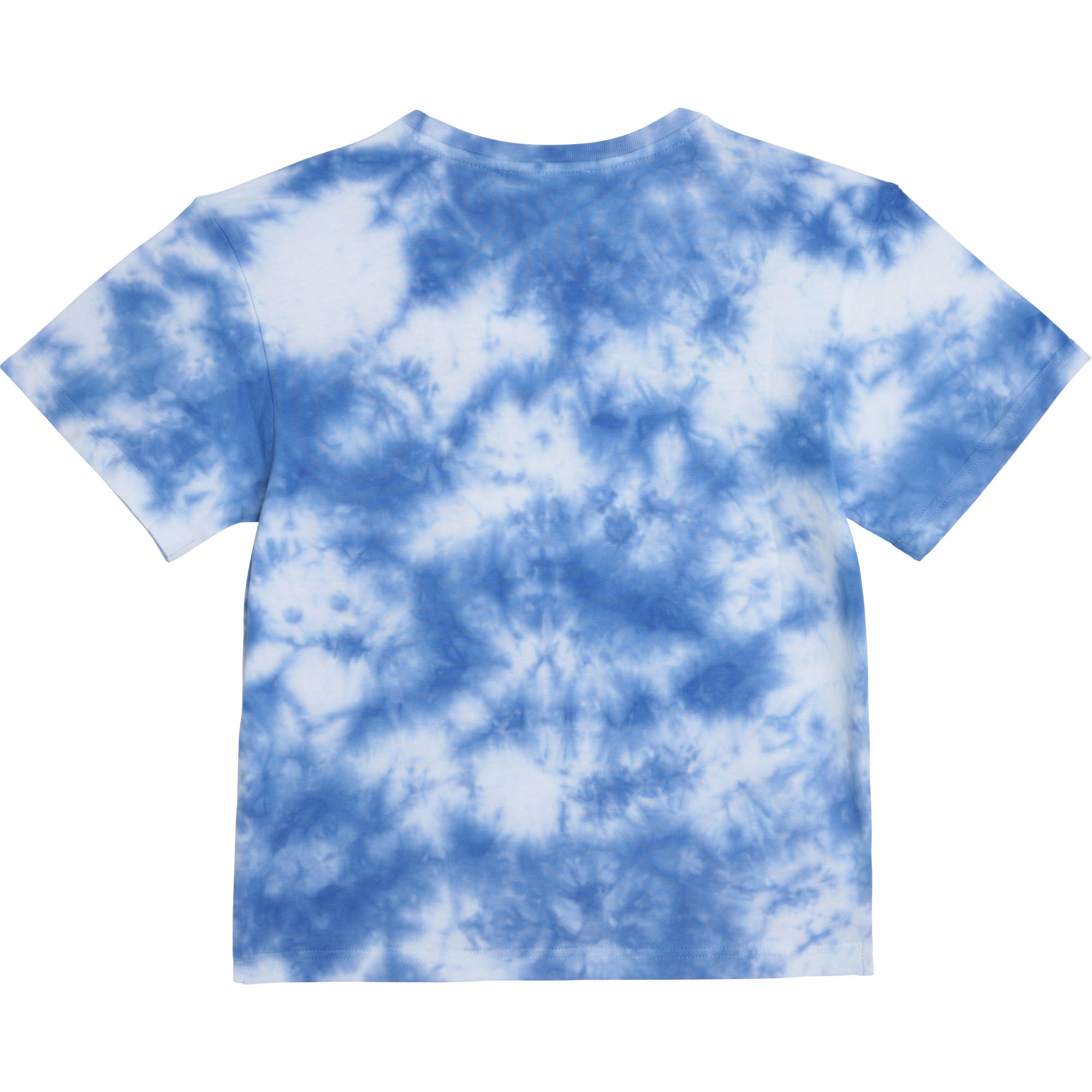 DKNY  t-shirt en coton tie and dye-2