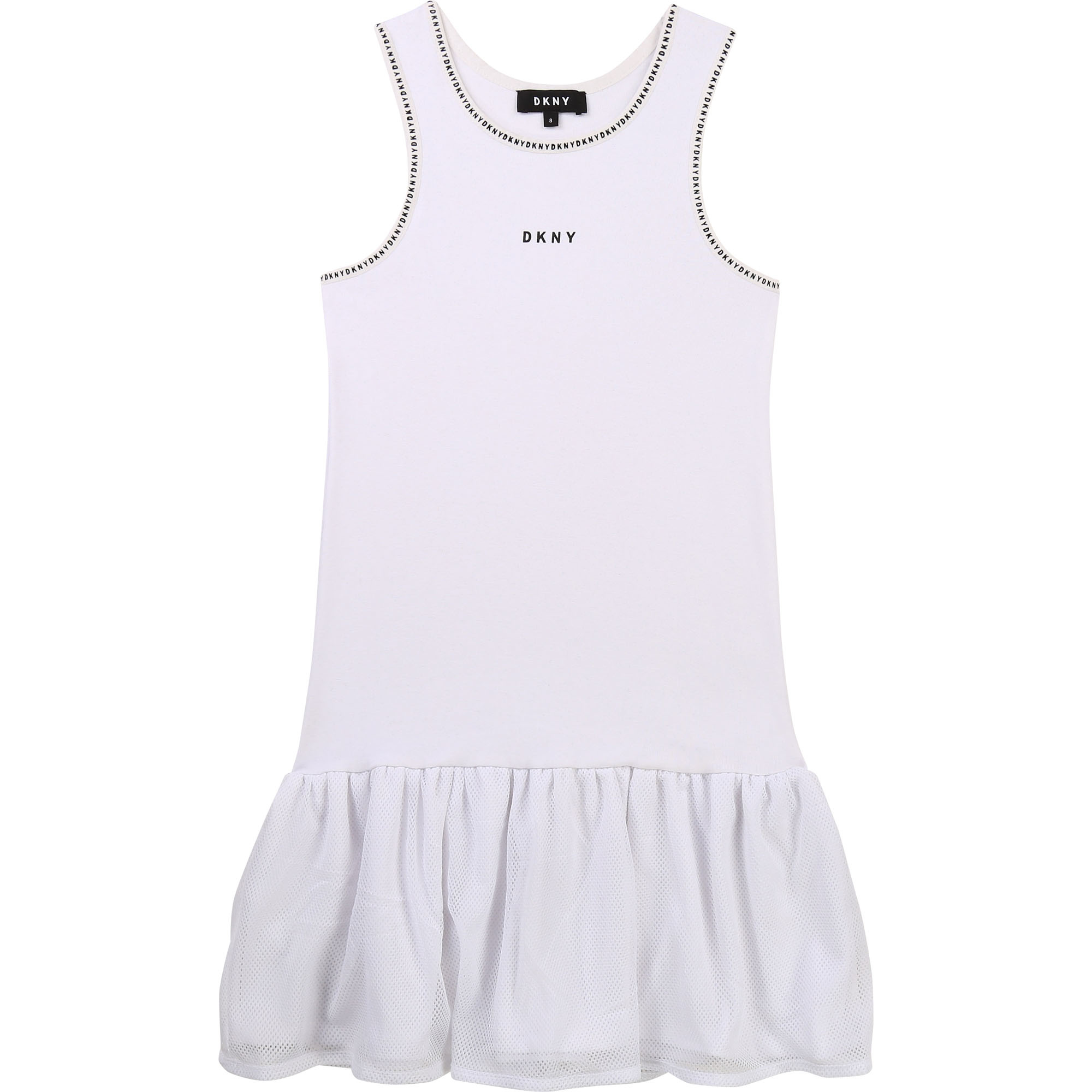 DKNY robe 2 en 1 avec patch brodé-3