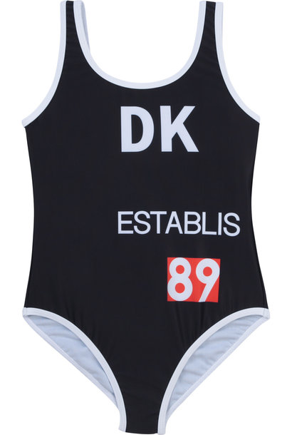 DKNY maillot de bain une pièce