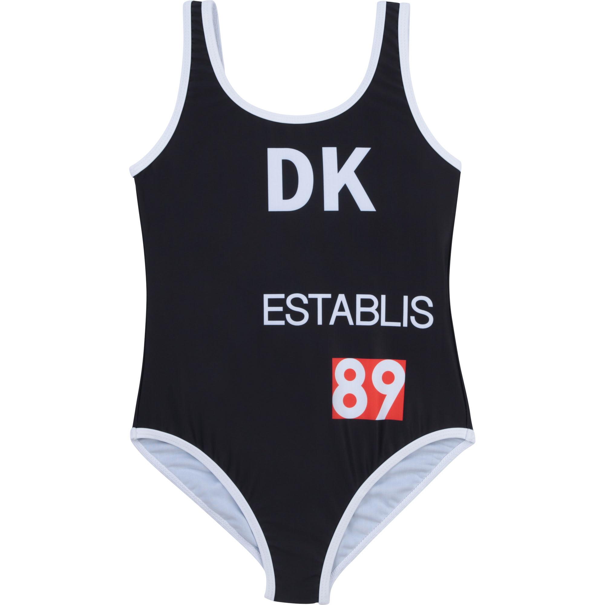 DKNY maillot de bain une pièce-1