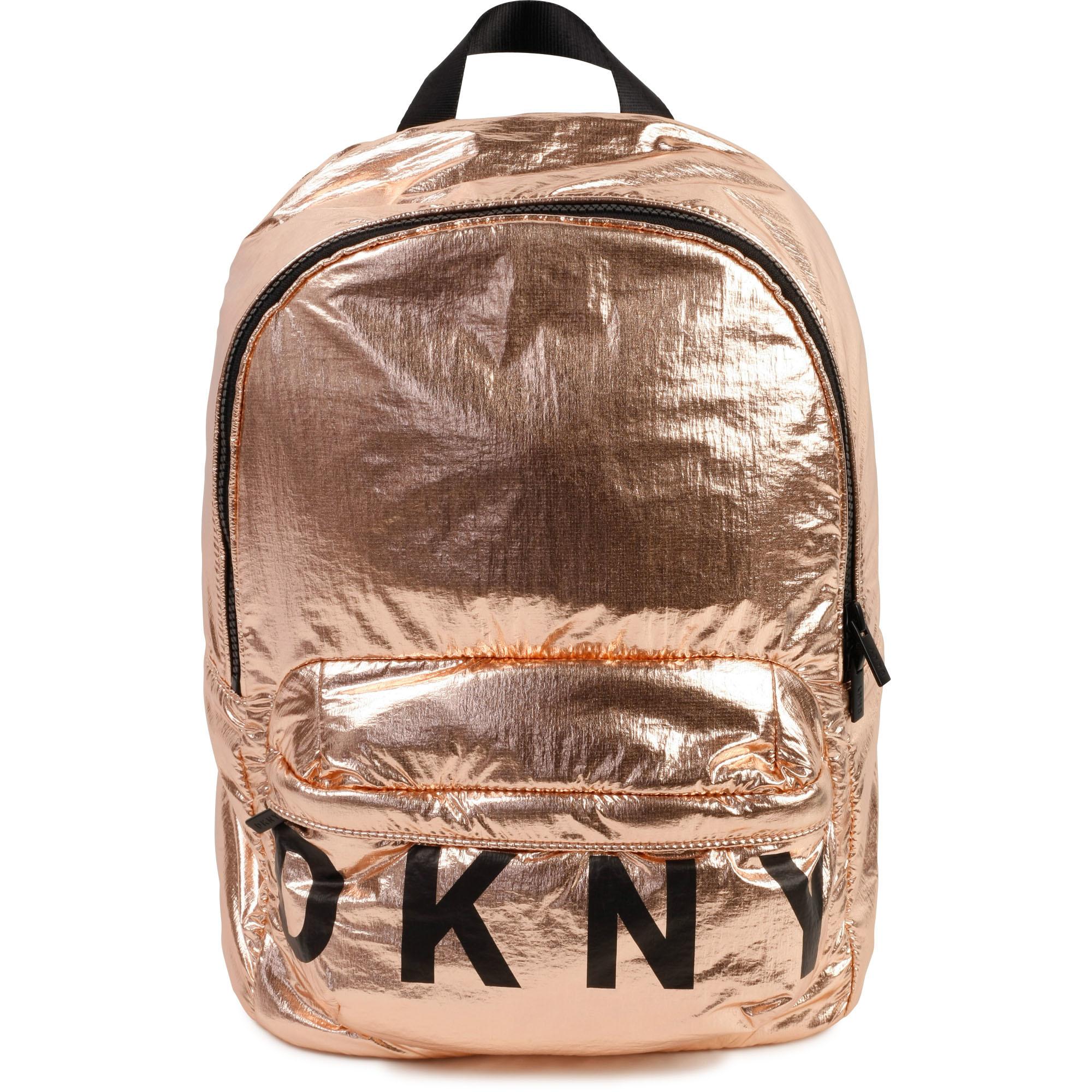 DKNY sac à dos métallisé-1