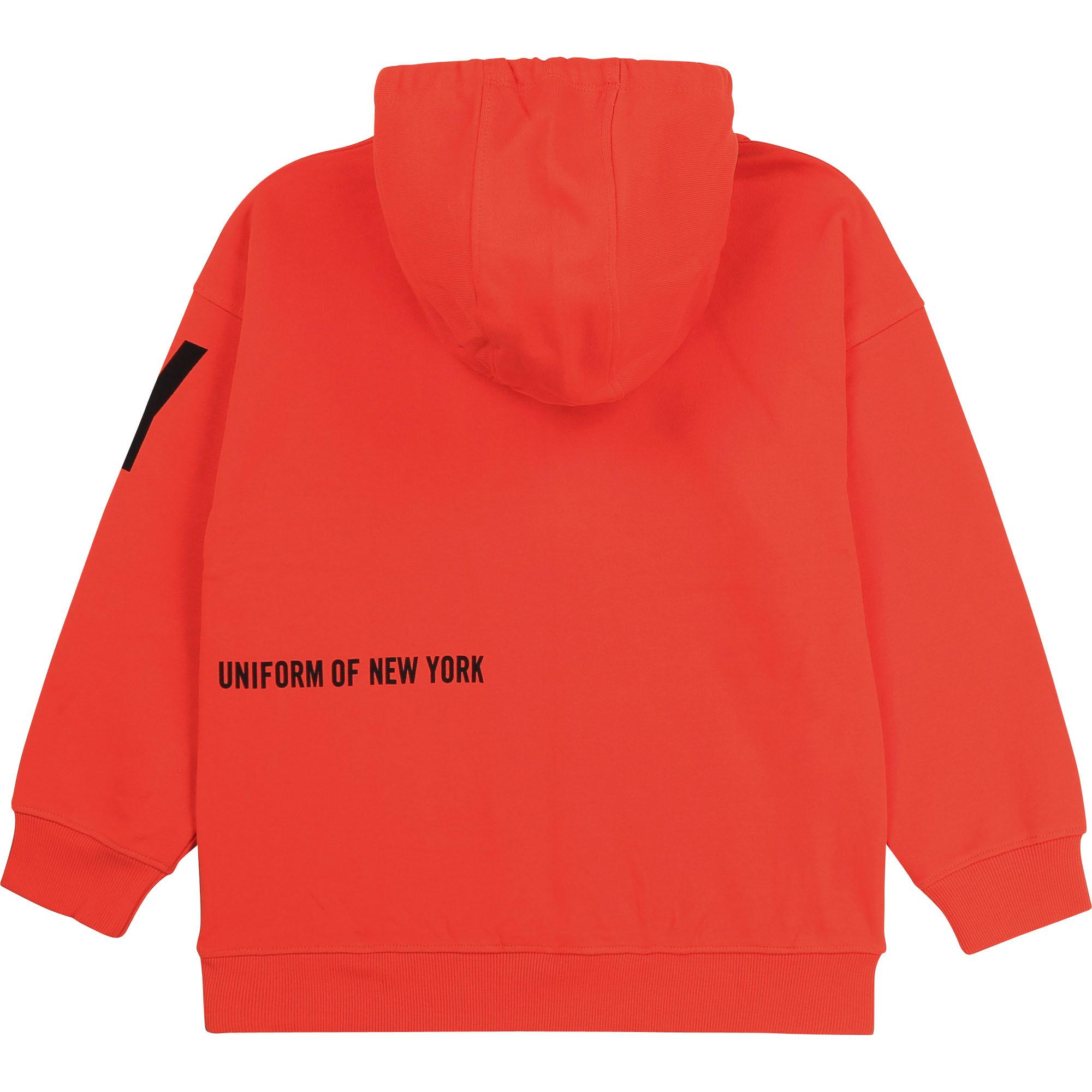 DKNY sweat à capuche en molleton-2