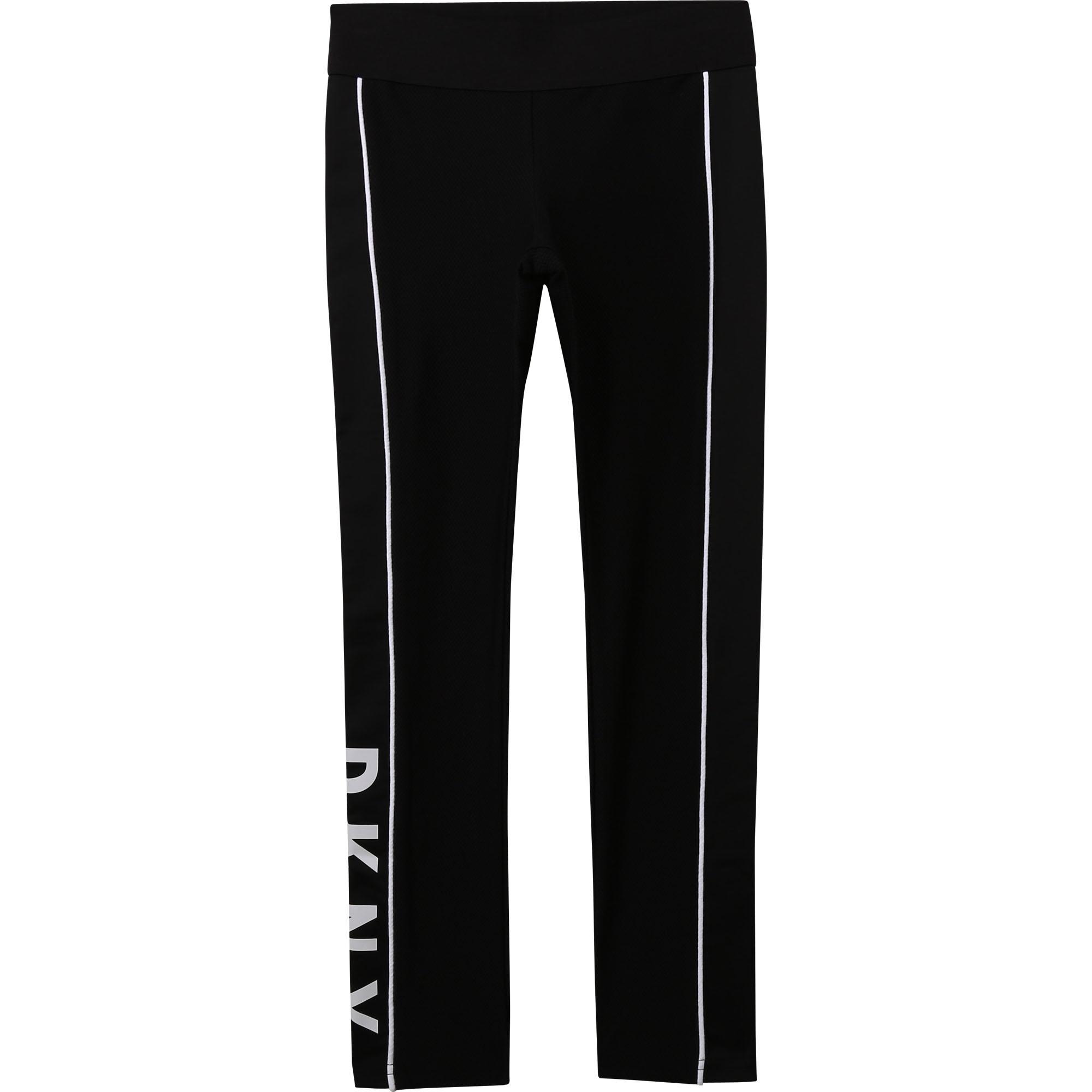 DKNY legging jersey fantaisie-1