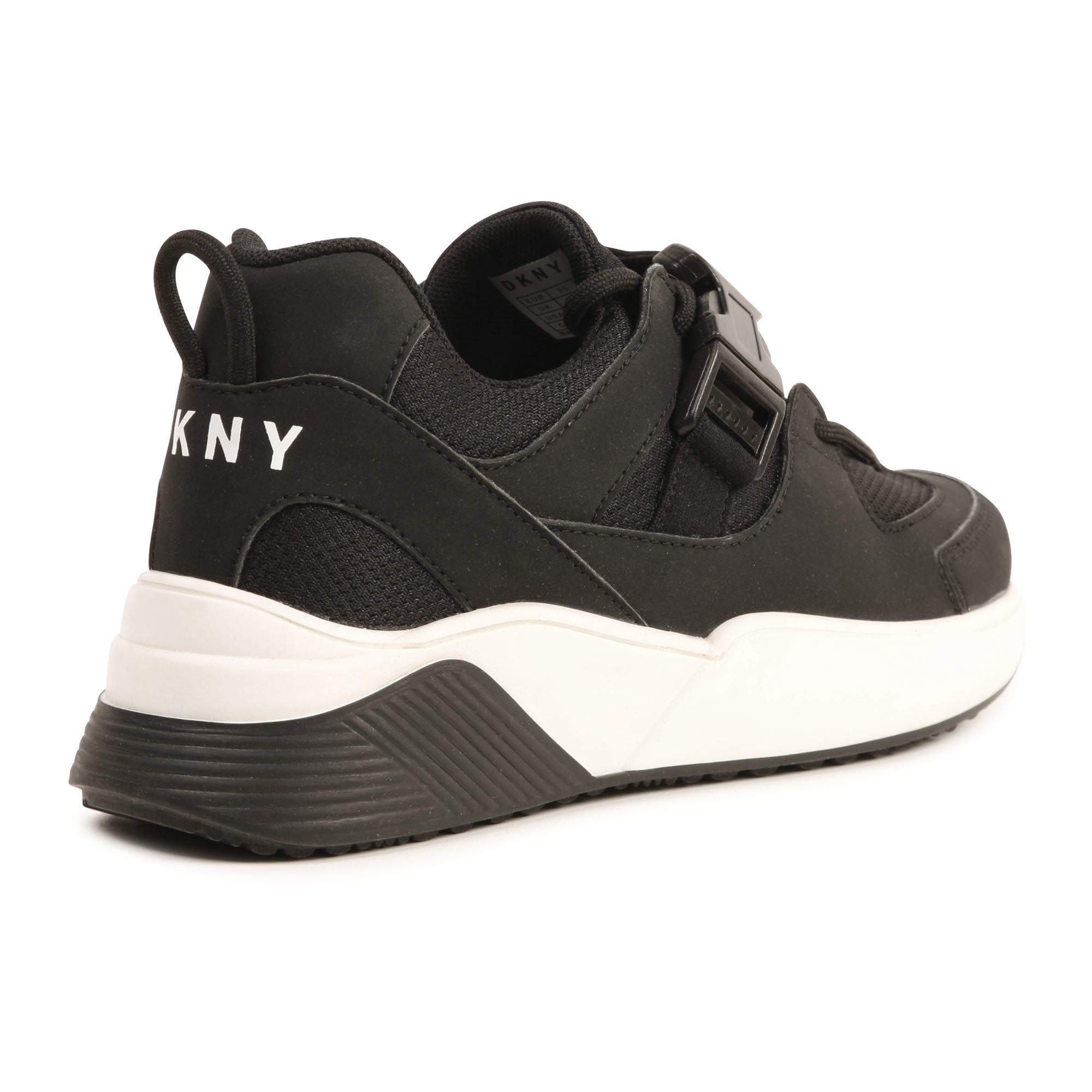 DKNY baskets à lacets en mesh-2