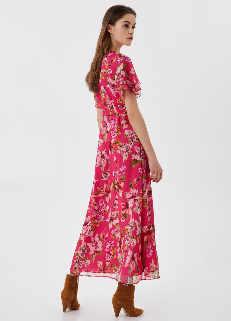 LIU JO robe longue-2