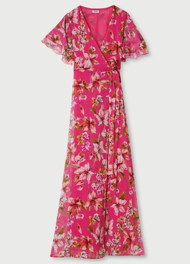 LIU JO robe longue-5