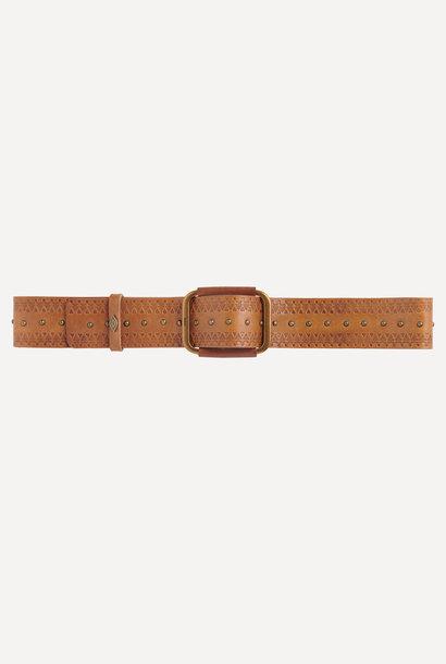 BIBIZA ceinture en cuir