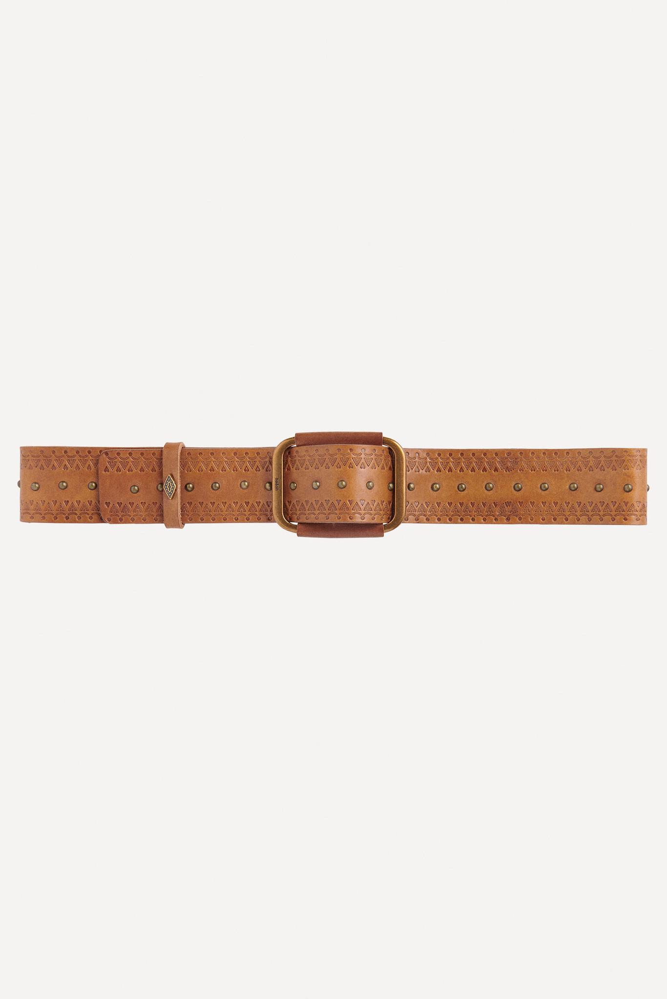BIBIZA ceinture en cuir-1