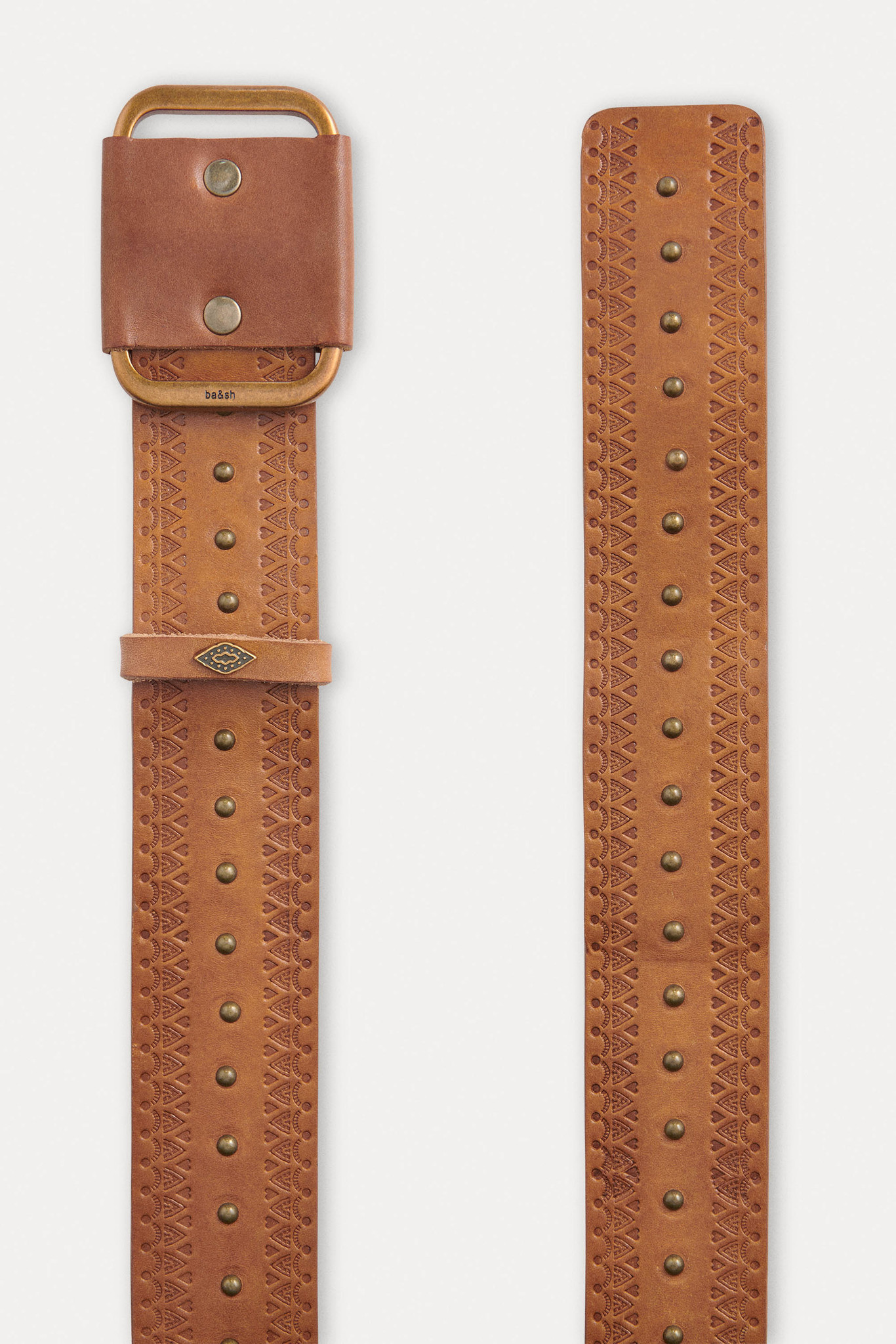 BIBIZA ceinture en cuir-2