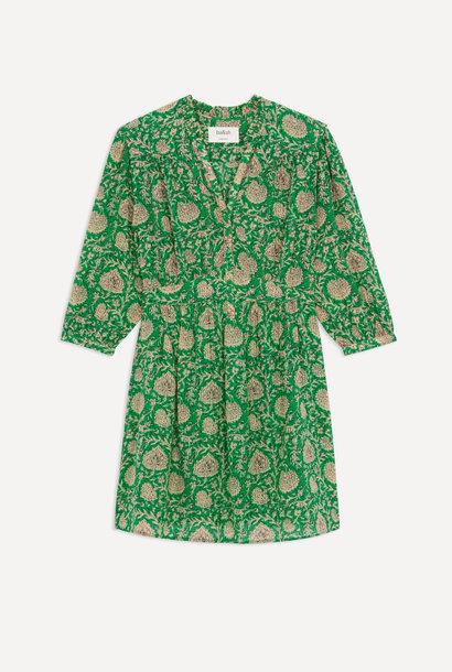 PAZ robe courte imprimée