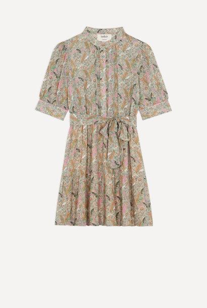 JASMINE robe courte fleurie