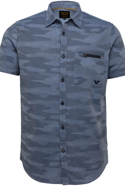 PME chemise courte manches  chambray
