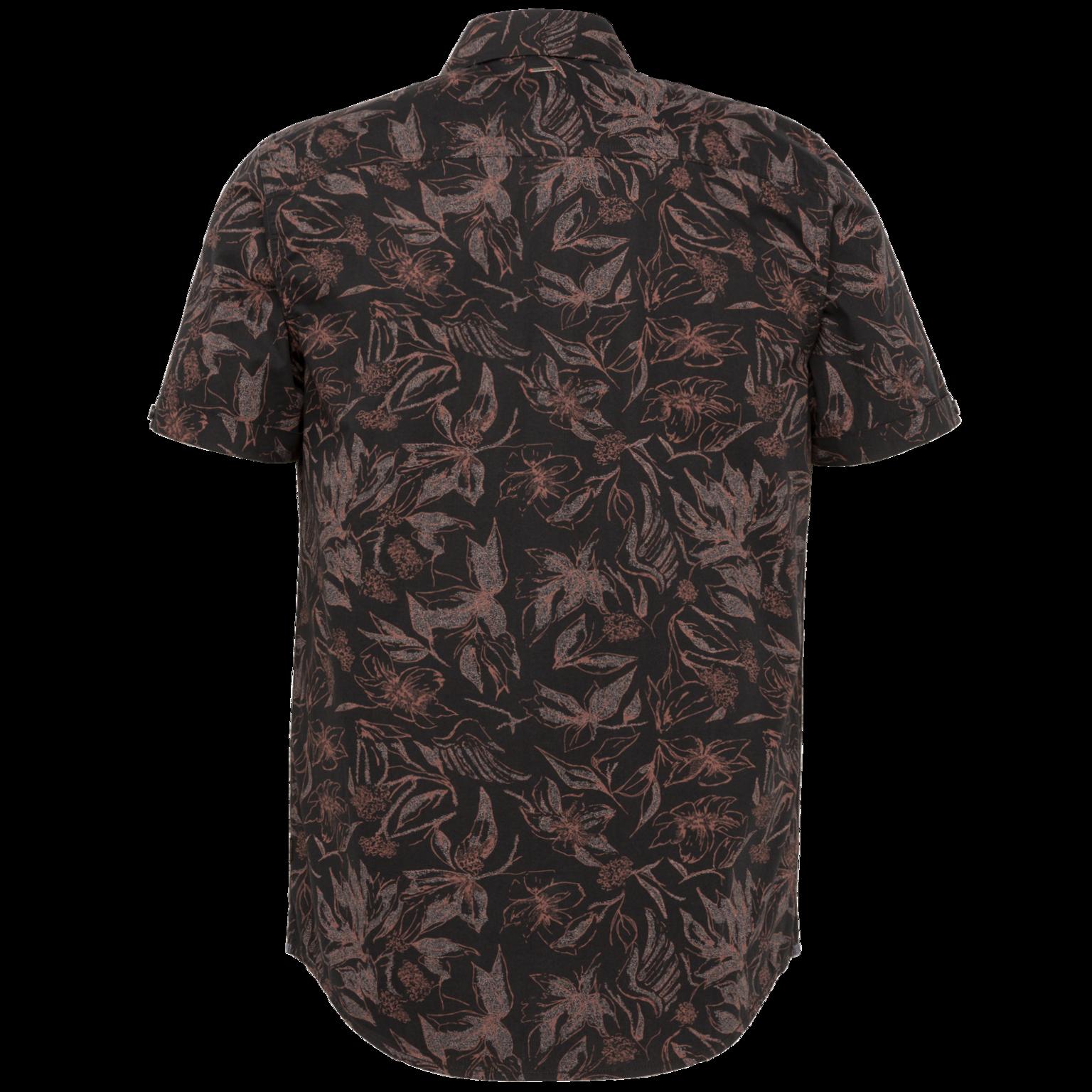 PME chemise manches courtes motif-2