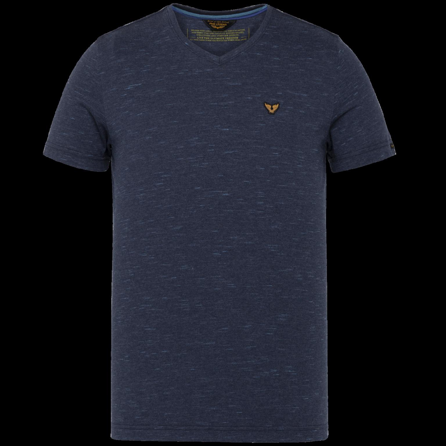 PME t-shirt melange jersey-1