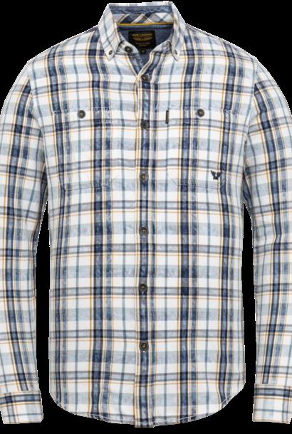 PME  chemise carreau à manches longues