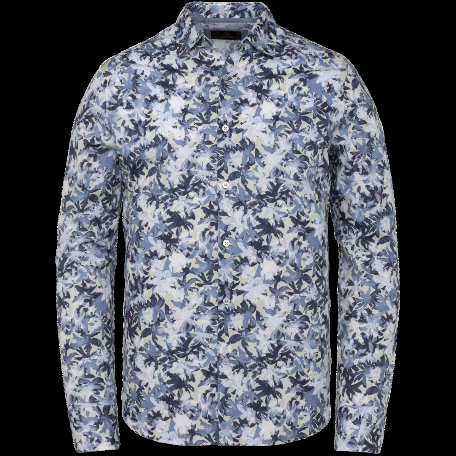 VANGUARD chemise longues manches motifs-1