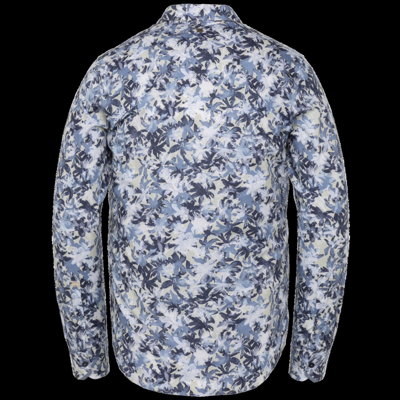VANGUARD chemise longues manches motifs-2