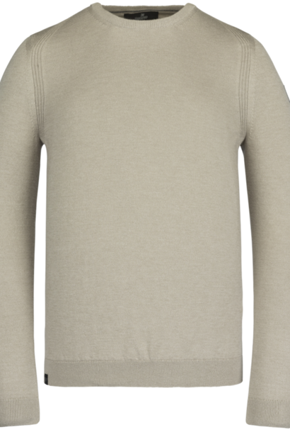 VANGUARD pull col rond cotton