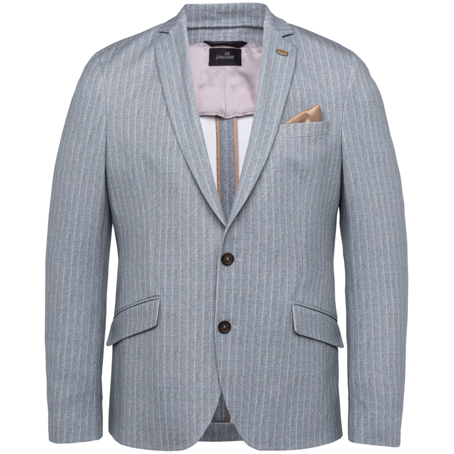VANGUARD  blazer lignes vertical-1