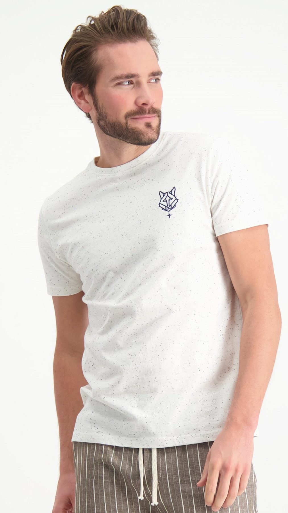 T-Shirts - Husky Embro-2