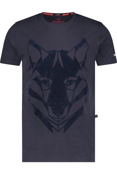 T-Shirt Husky Flock