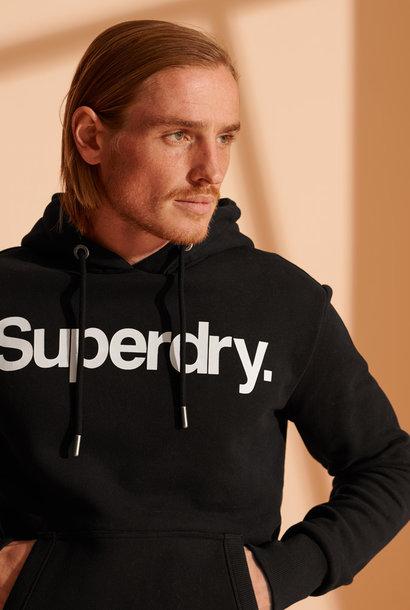 SUPERDRY sweat à capuche core logo