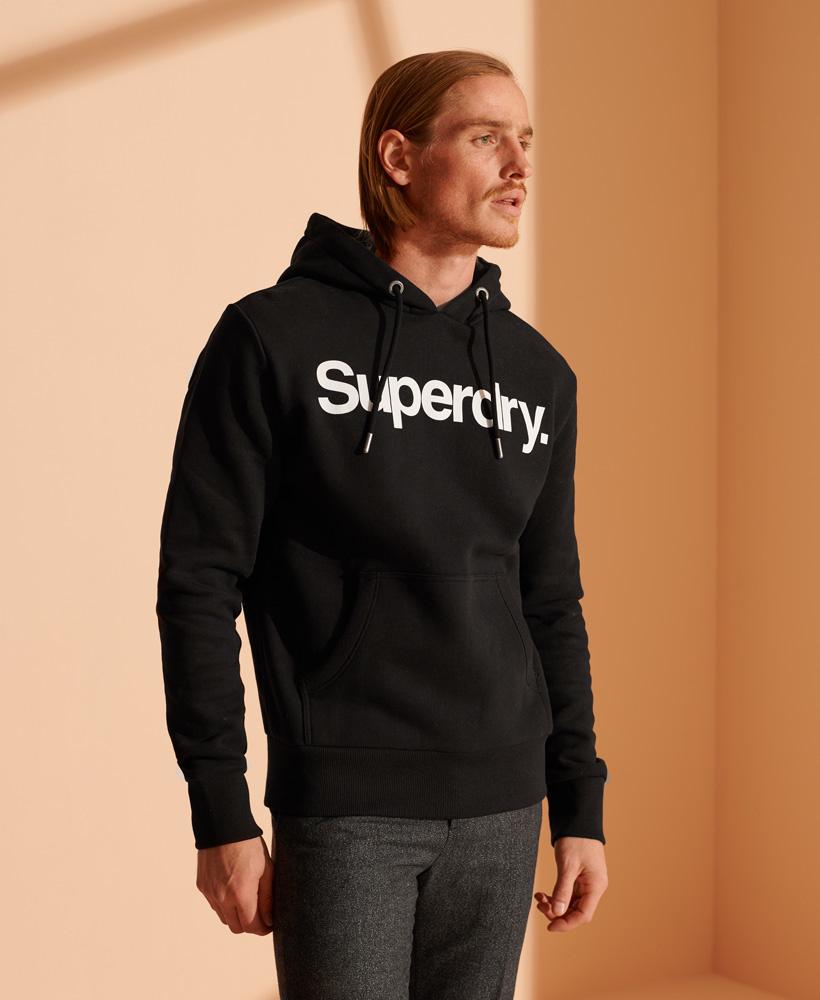 SUPERDRY sweat à capuche core logo-2