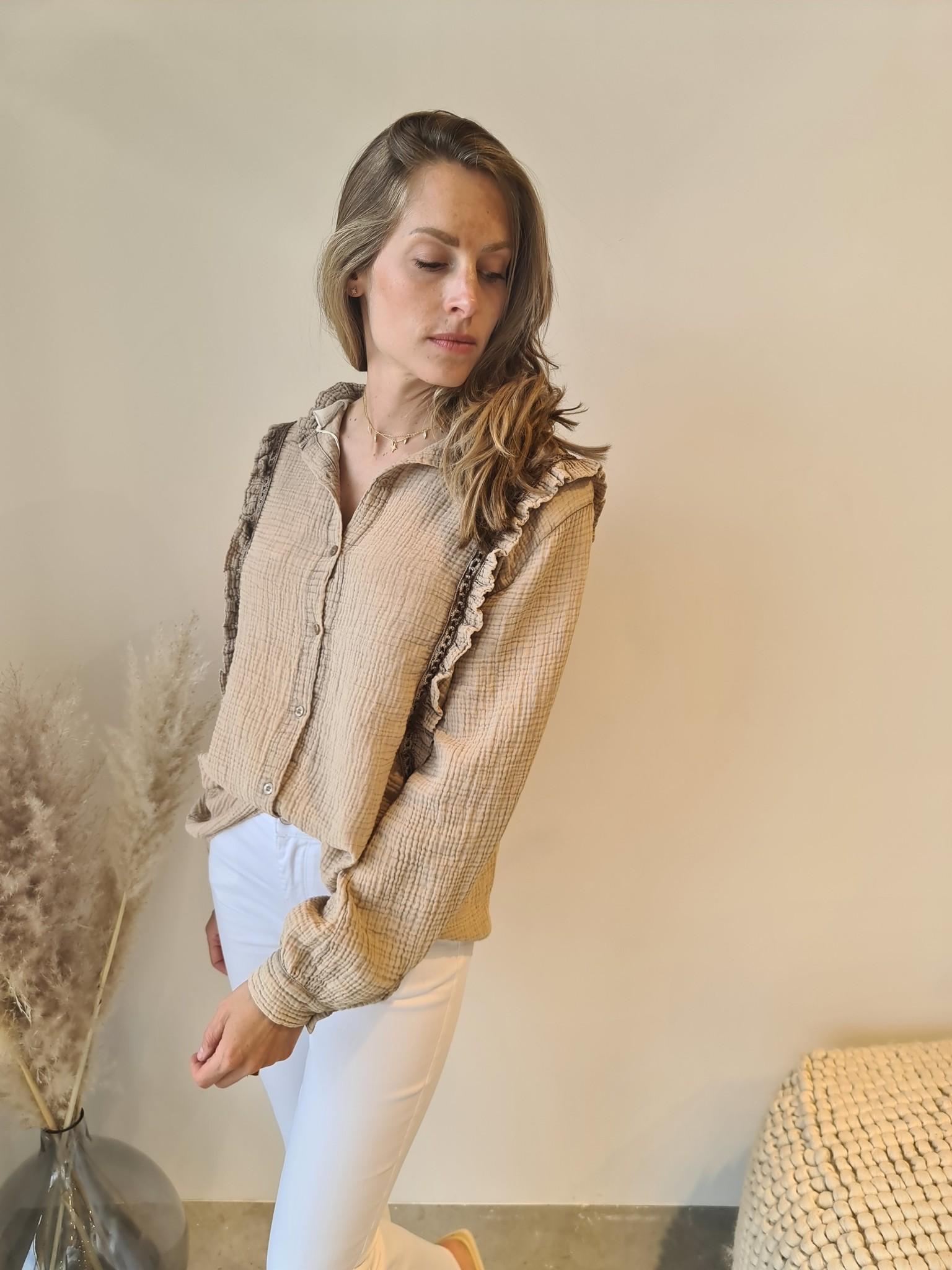 MALVA chemise-4