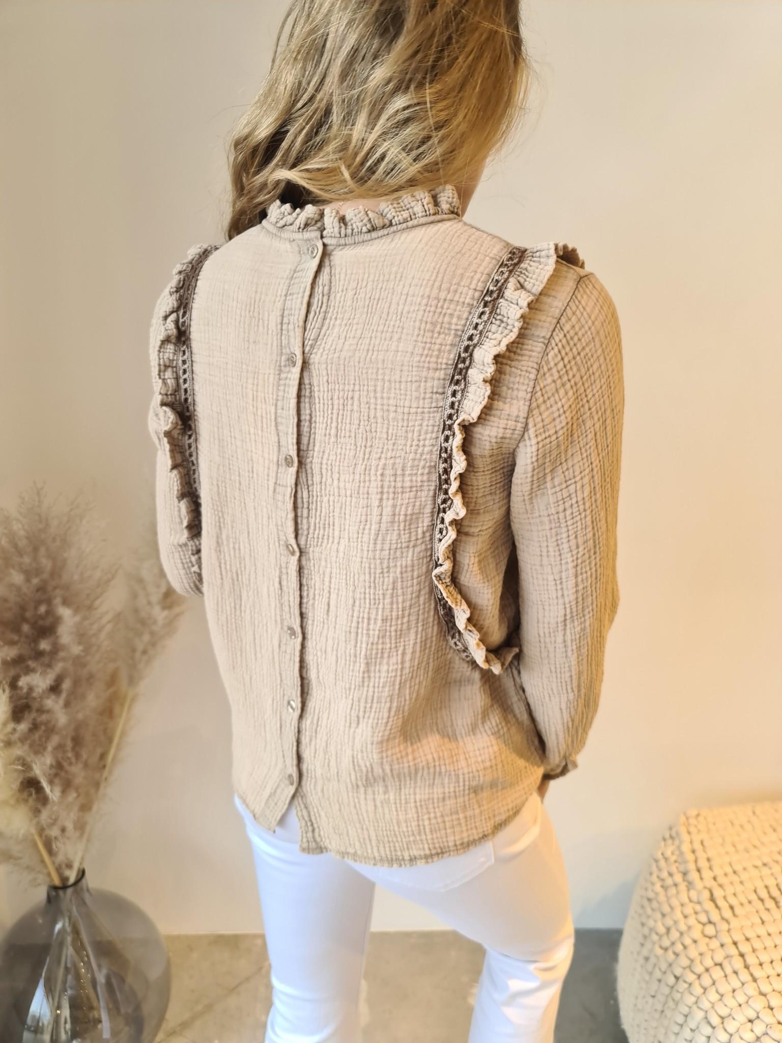 MALVA chemise-3