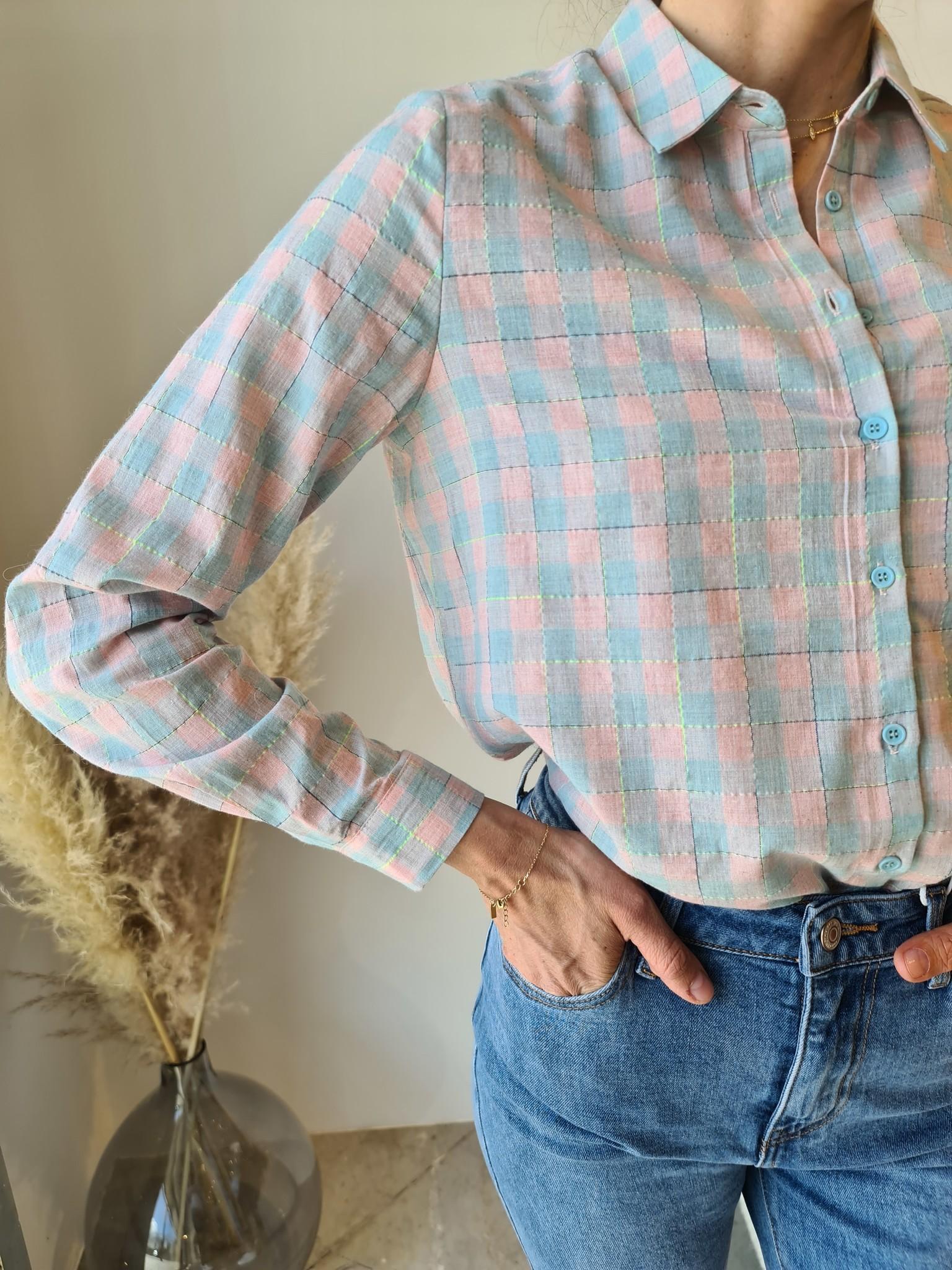 SHERMAN chemise-5