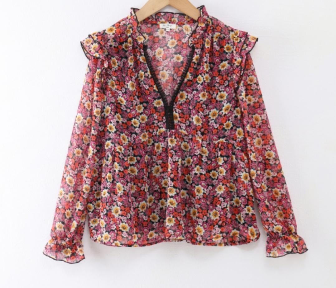ROXY blouse-1