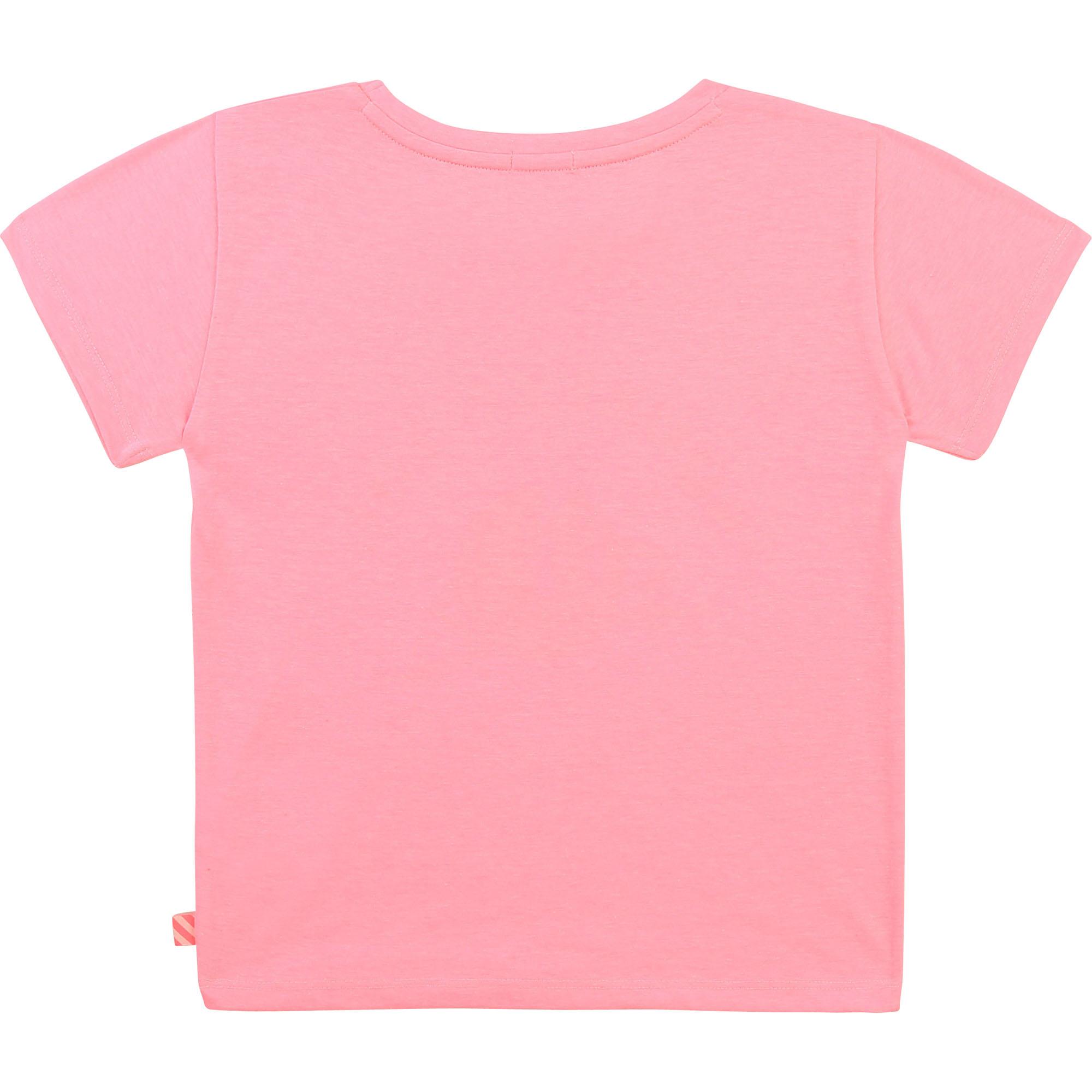 T-shirt col rond avec imprimé-2