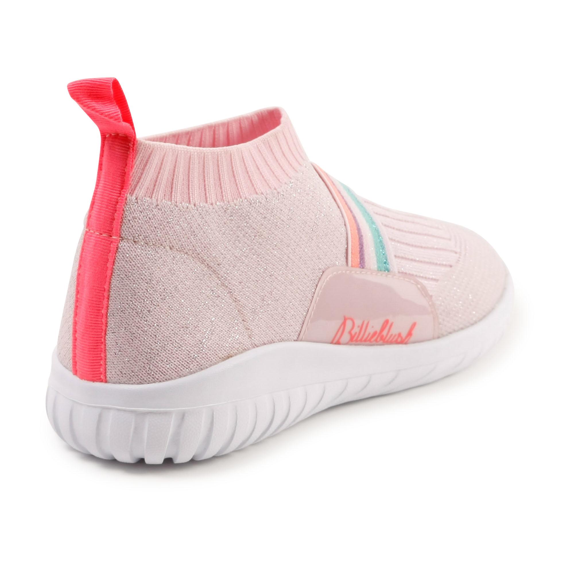 Baskets en tricot élastique-2