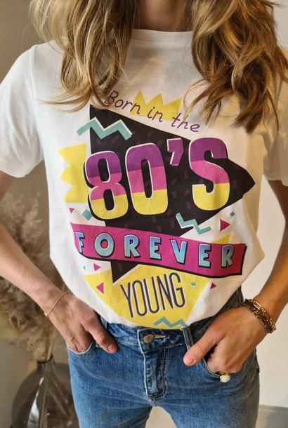 80'S FOREVER t-shirt