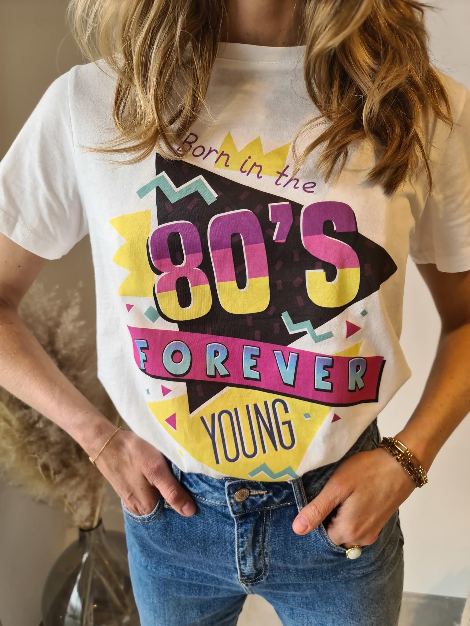 80'S FOREVER t-shirt-1