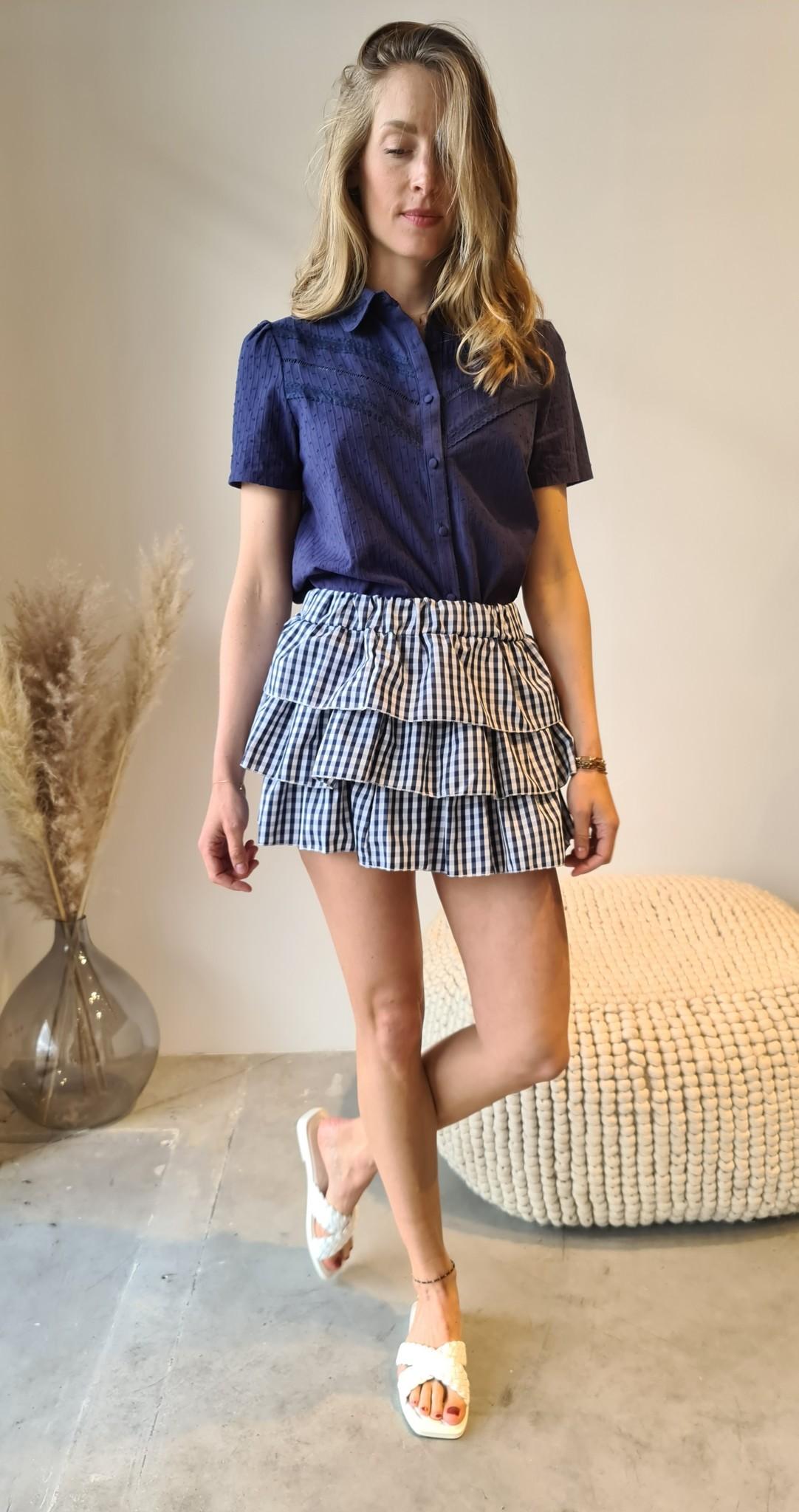 GALENA chemise-1