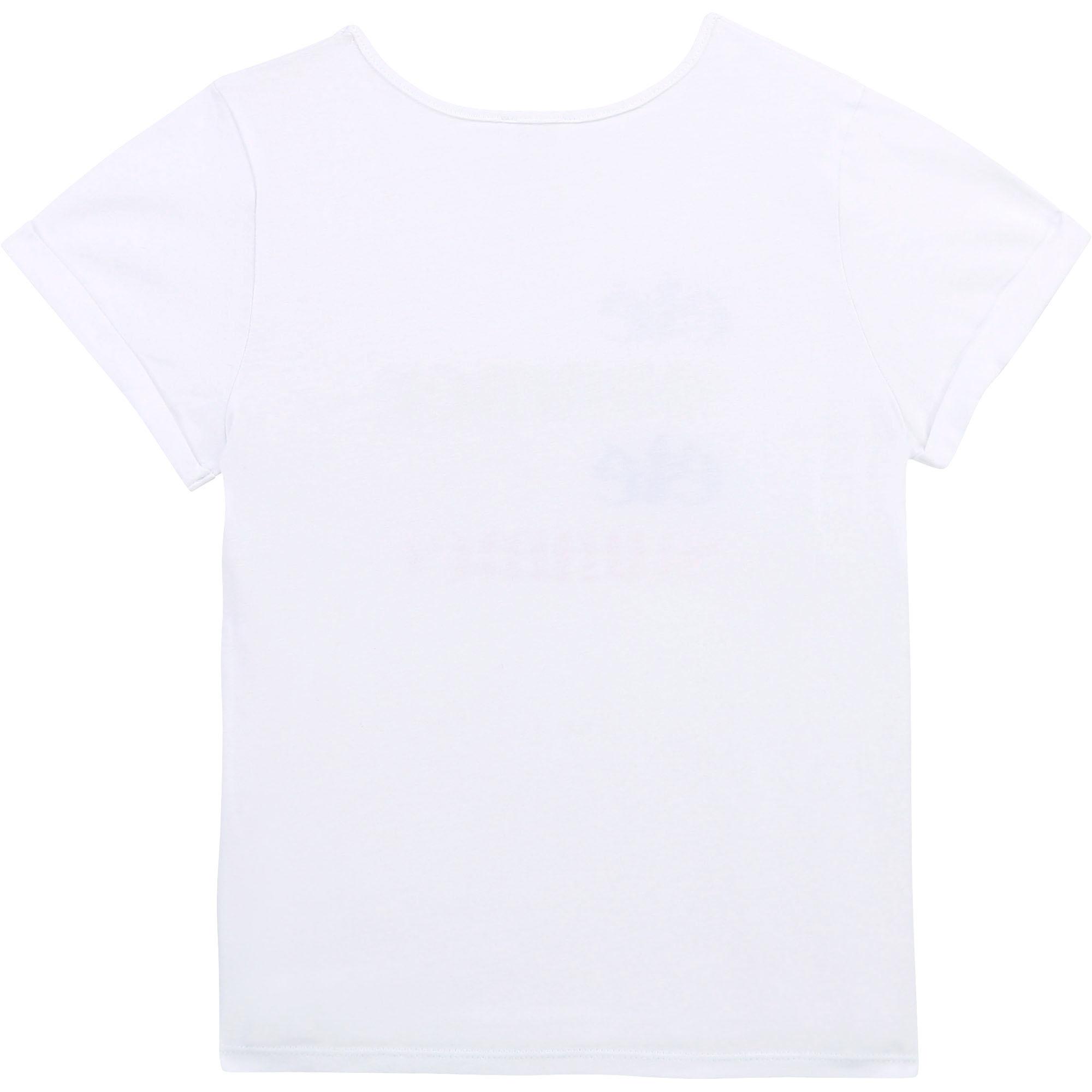 CARREMENT BEAU t shirt en coton biologique-4