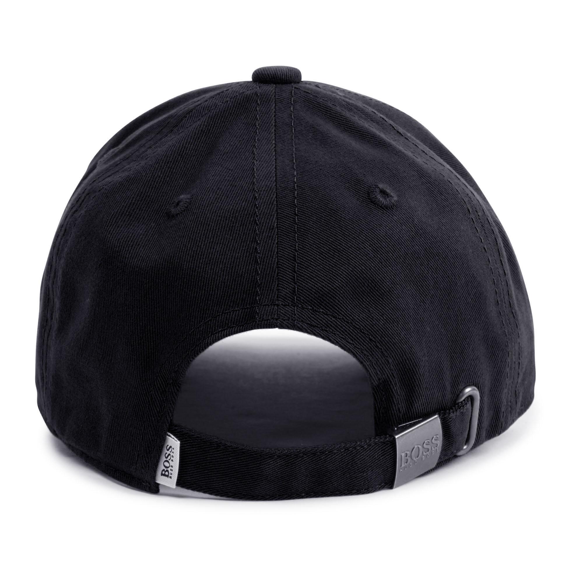 BOSS casquette en sergé de coton-3